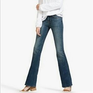 Lucky Brand Jeans Midrise Flare Size 8